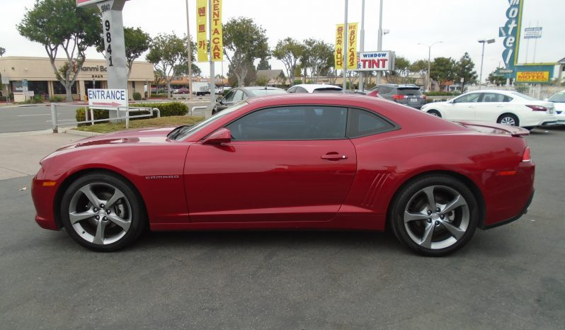 2014 Chevrolet Camaro 2LT full