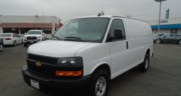 2018 Chevy Express 2500