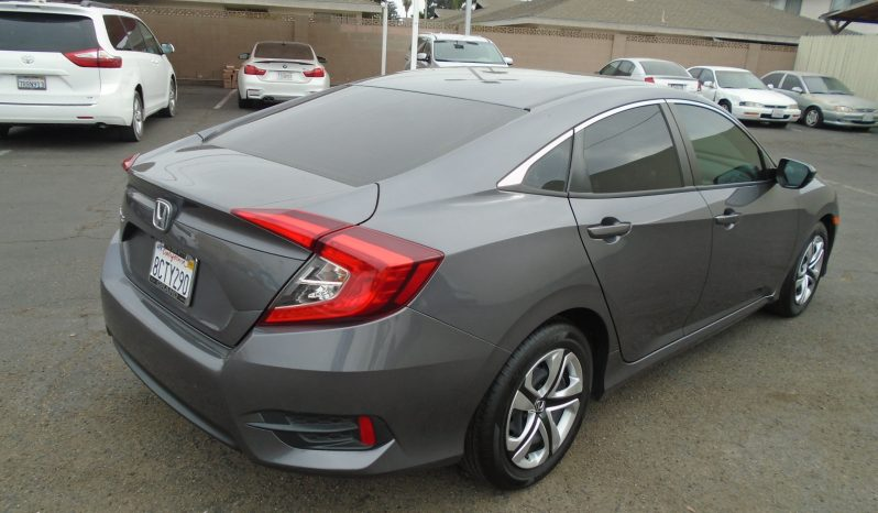 2018 Honda Civic LX full