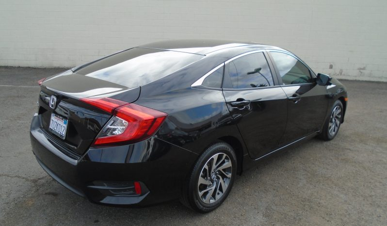 2016 Honda Civic EX full