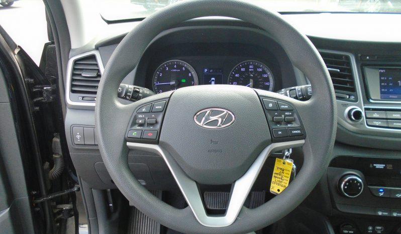 2017 Hyundai Tucson SE full
