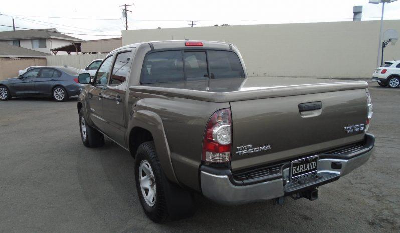 2011 Toyota Tacoma PreRunner full