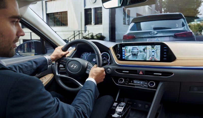 2021 Hyundai Sonata Hybrid full