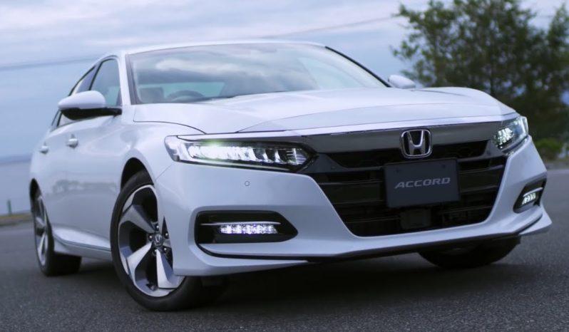 2021 Honda Accord LX full