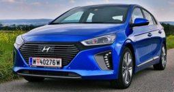 2021 Hyundai Ioniq BLUE