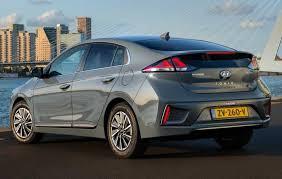 2021 Hyundai Ioniq BLUE full