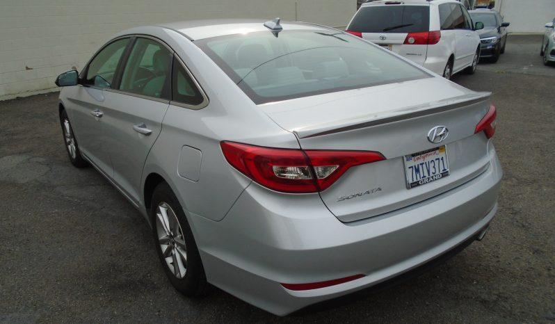 2016 Hyundai Sonata SE full