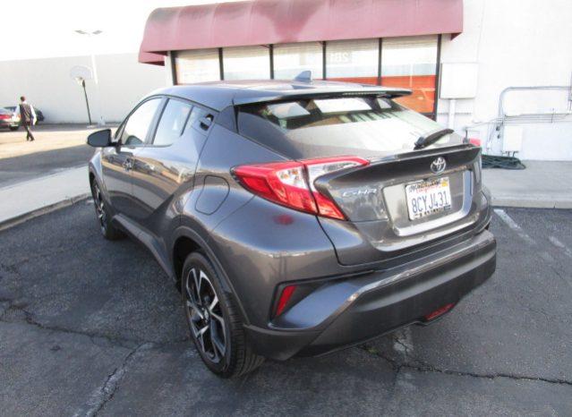 2018 Toyota C-HR XLE Premium full