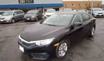 2016 Honda Civic LX full