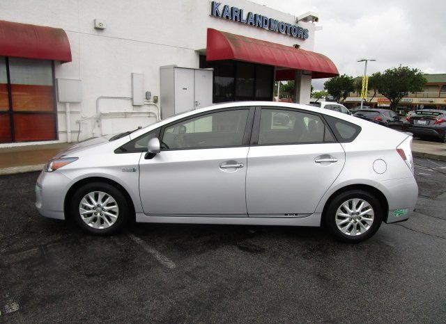2014 Toyota Prius Plug-in Advanced full