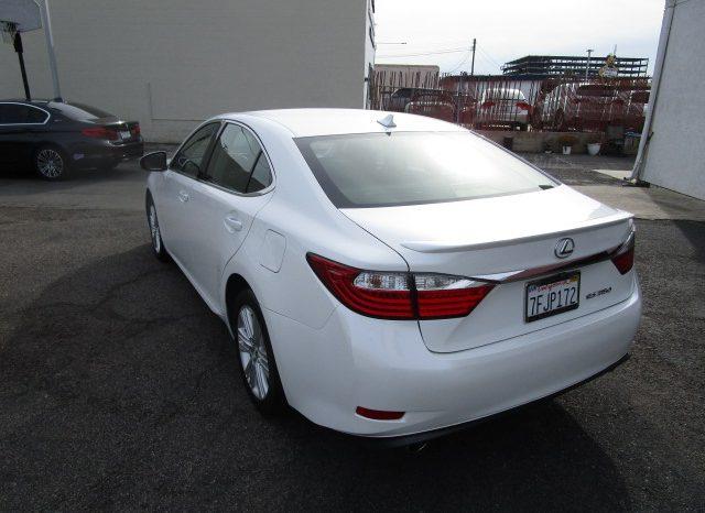 2014 Lexus ES 350 full