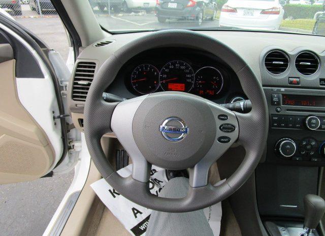 2011 Nissan Altima S full