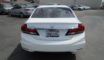 2015 Honda Civic SE full
